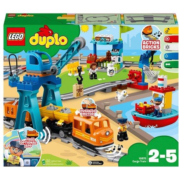 10875 DUPLO Güterzug, Konstruktionsspielzeug (10875)