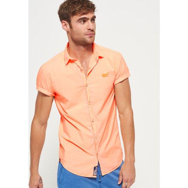 Superdry - Camisa slim fit Beach Side - 1