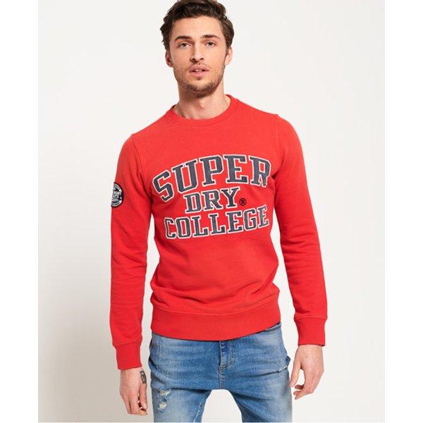 Superdry - Sudadera con cuello redondo Upstate Wash - 1