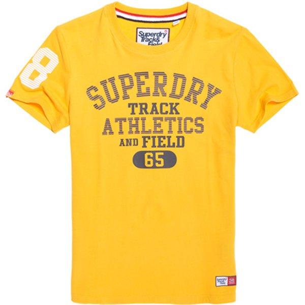 Superdry - Camiseta Trackster - 1