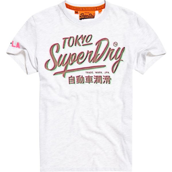 Superdry - Camiseta Ticket Type - 1