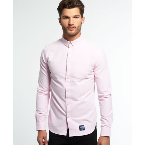 Superdry - Camisa Ultimate Oxford - 1