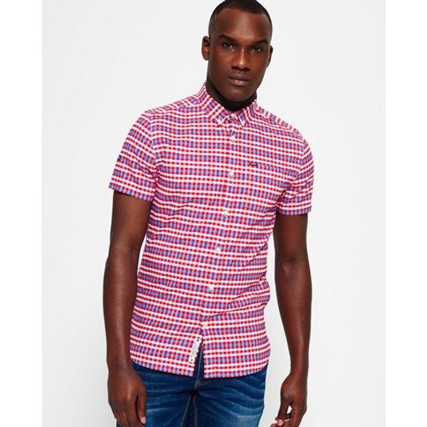 Superdry - Camisa Oxford Ultimate University - 1