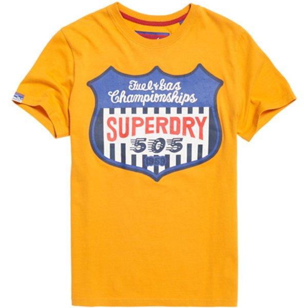 Superdry - Camiseta clásica Reworked - 1
