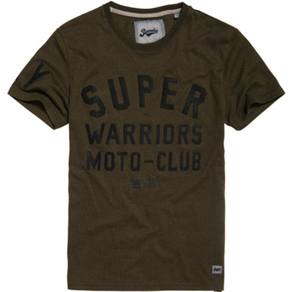 Superdry - Camiseta Warriors Biker - 1