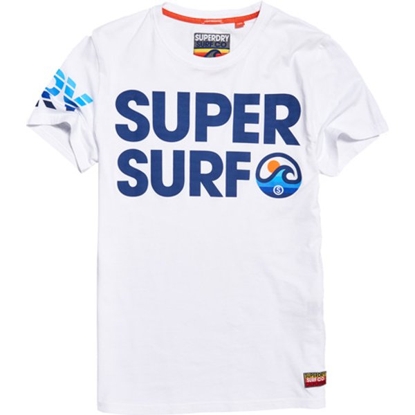 Superdry - Camiseta ligera Super Surf - 1