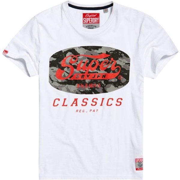 Superdry - Camiseta Tin Tab - 1