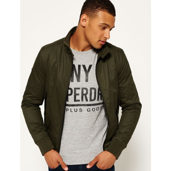 Superdry - Cazadora Longhorn Harrington - 1