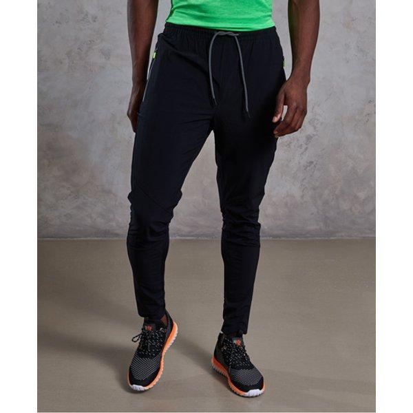 Superdry - Joggers elásticos de tela de deporte - 1
