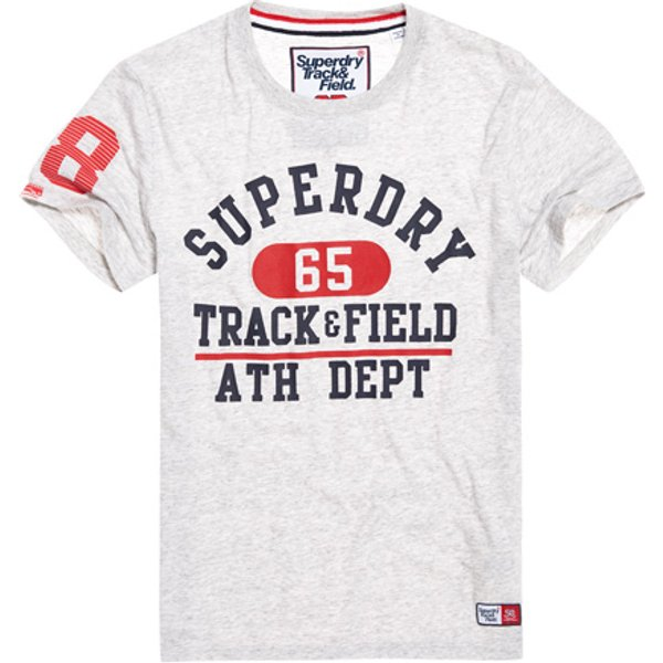 Superdry - Camiseta ligera Trackster - 1