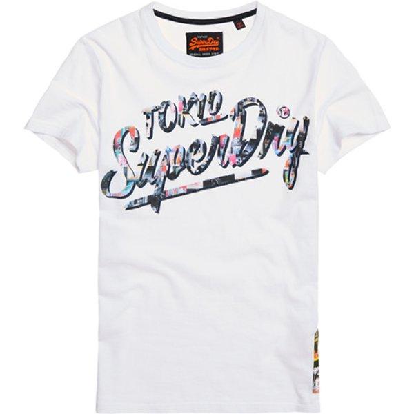 Superdry - Camiseta Ticket Type - 1