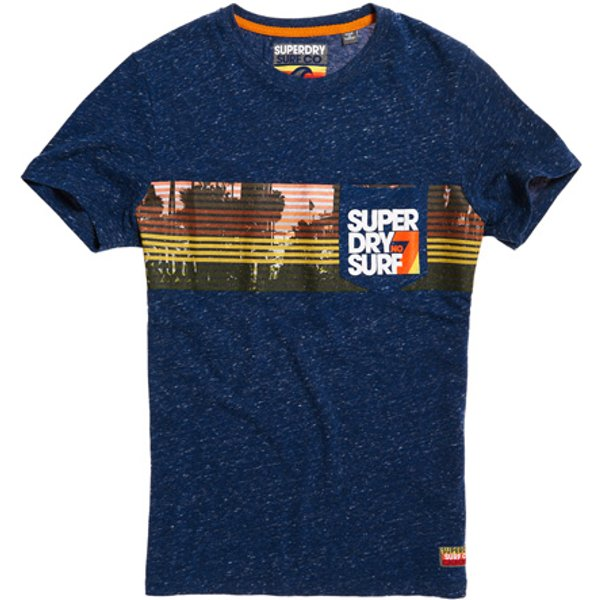 Superdry - Camiseta No 7 Surf Pocket - 1