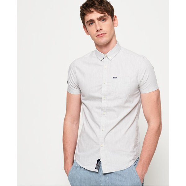 Superdry - Camisa Oxford Ultimate Pinpoint - 1