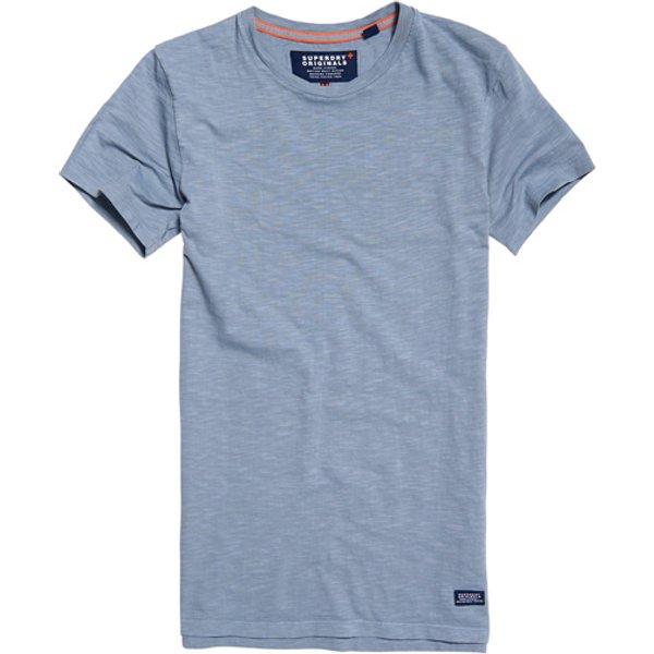 Superdry - Camiseta larga Dry Originals - 1