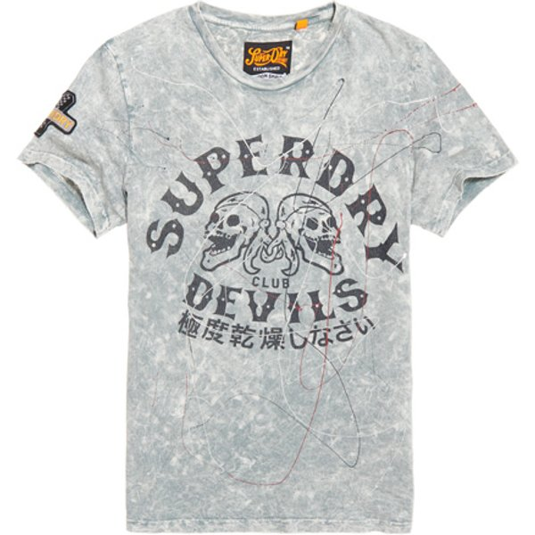 Superdry - Camiseta Motor City - 1