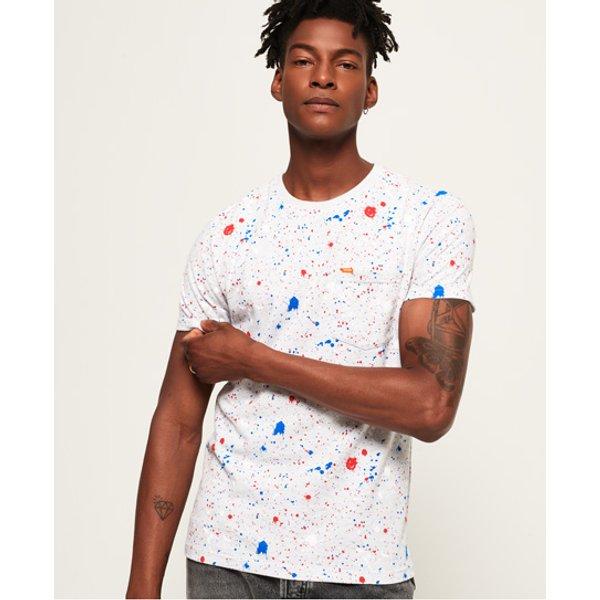 Superdry - Camiseta Splatter - 1