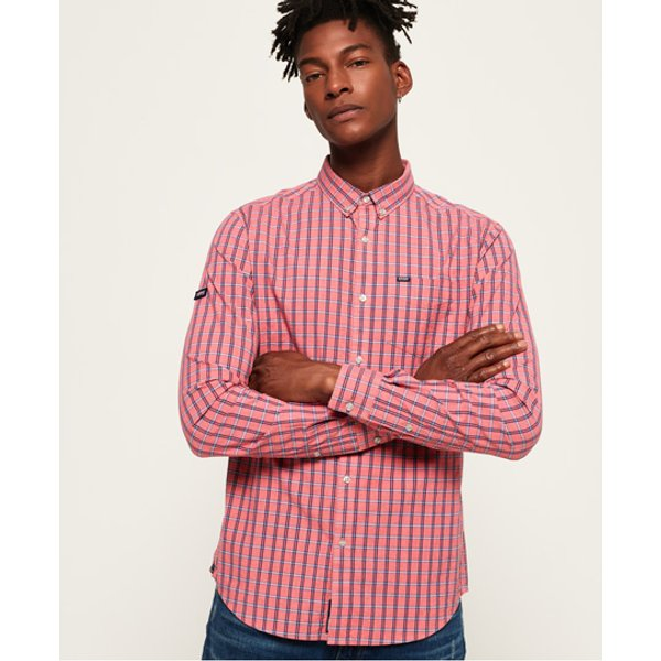 Superdry - Camisa Oxford Ultimate University - 1