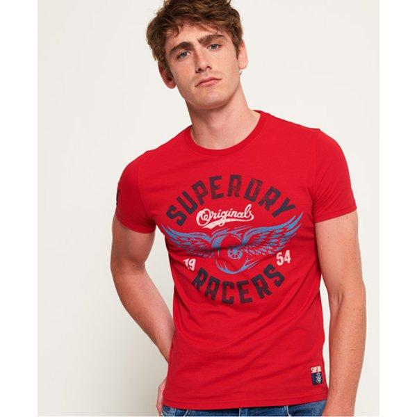 Superdry - Camiseta ligera clásica Power Supplies Heritage - 1
