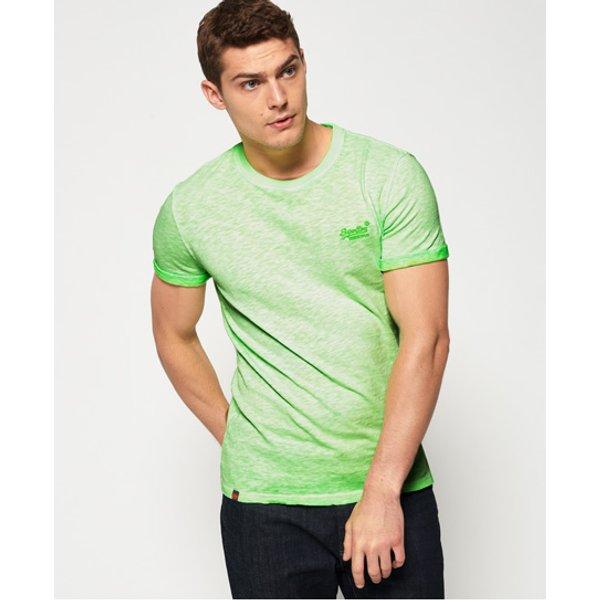 Superdry - Camiseta Orange Label Low Roller - 1
