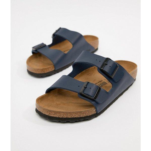 Birkenstock Pantolette Arizona Damen & Herren blau