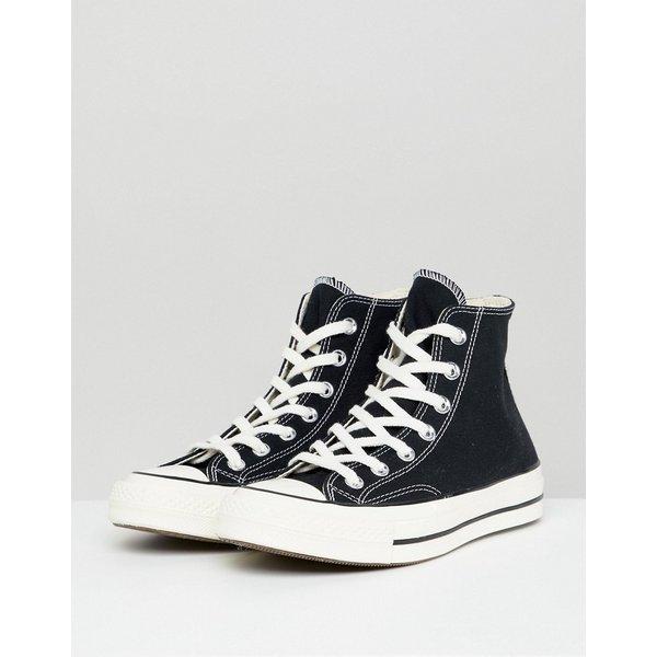 Converse - Chuck '70 - Baskets montantes - Noir