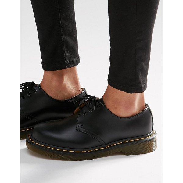 Dr. Martens 1461 3 Eye - Damen Schuhe black Gr. 39