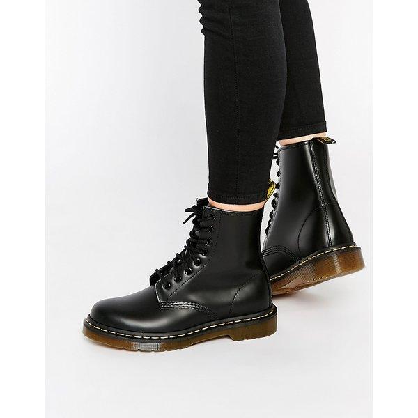 Dr. Martens 1460 Smooth - Damen Schuhe black Gr. 42