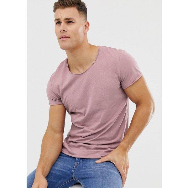 JACK & JONES T-shirt, Body Fit, manches courtes S homme