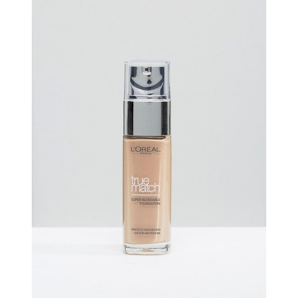 L'Oréal Paris True Match Liquid Foundation with SPF and Hyaluronic Acid 30ml (Various Shades) - 7.5W Golden Chestnut