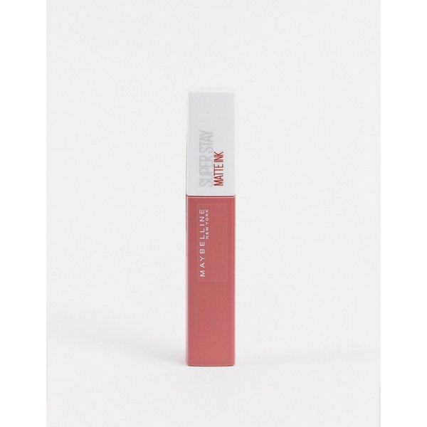Maybelline Superstay Matte Ink Longlasting Liquid Lipstick (Various Shades) - 175 Ringleader