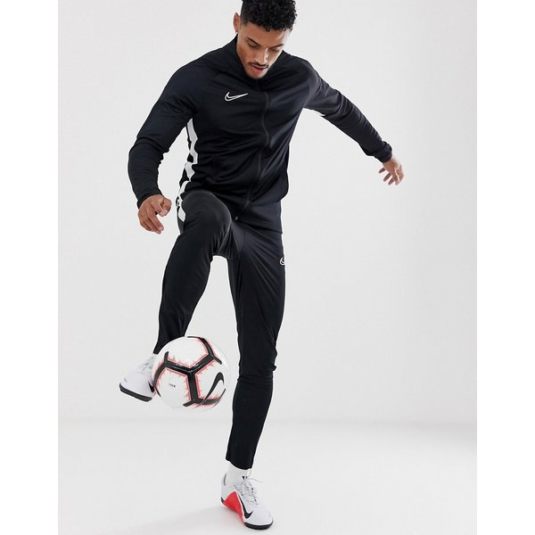 Nike Dri-FIT Academy Men's Football Tracksuit - Black