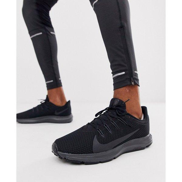 predominante Buenos precios productos de calidad Nike Performance Nike Quest 2 Running Herren schwarz - Batzo Price ...