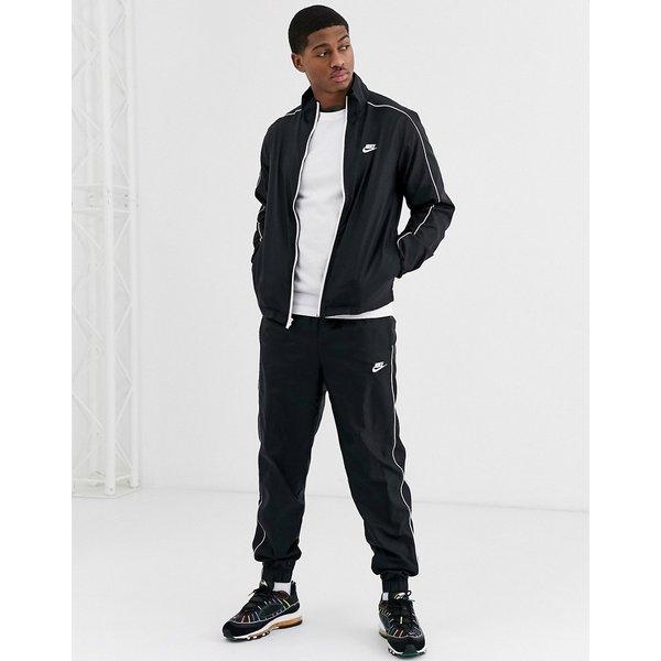 Nike Sportswear Woven Tracksuit Men (BV3030-010)