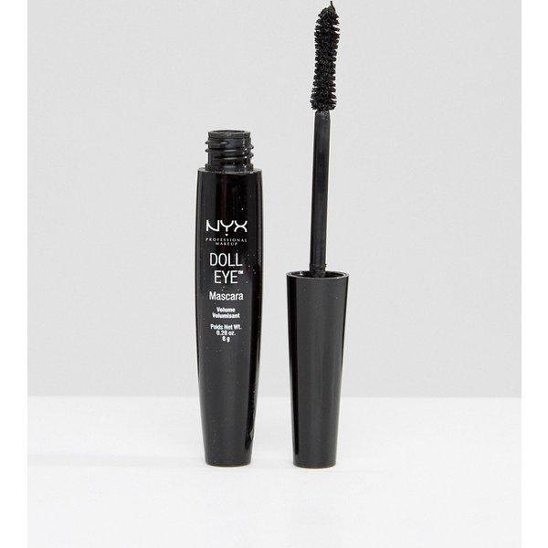 NYX Mascara - Doll Eye Mascara Long Lash Black