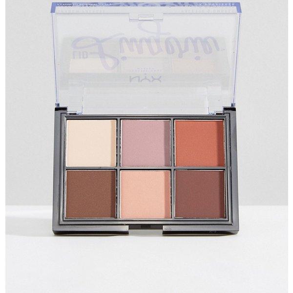 NYX Palette - Lid Lingerie Shadow Palette