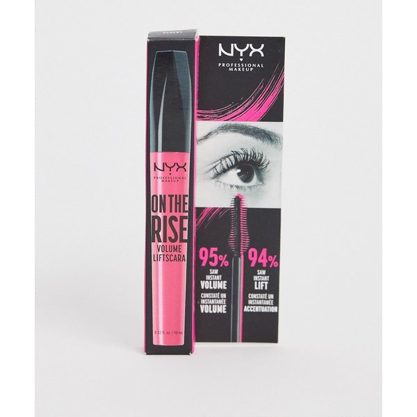 NYX Mascara - On the Rise Volume Liftscara Black