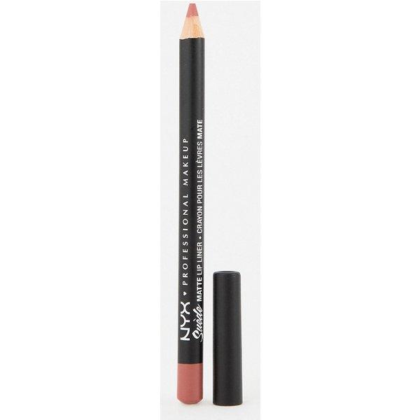 NYX Professional Makeup Suede Matte Lip Liners - Brunch Me-Pink