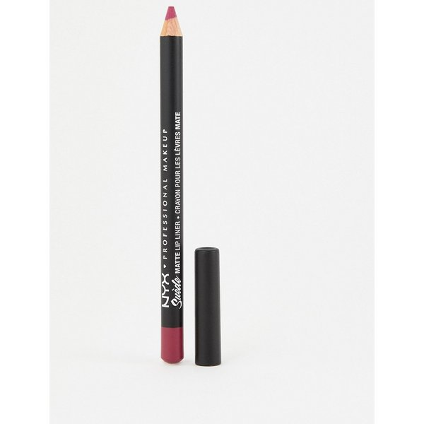 NYX Professional Makeup Suede Matte Lip Liners - Sweet Tooth-Pink