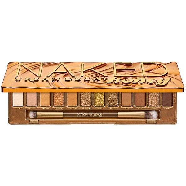 Naked Palettes - Eyeshadow Palette Honey