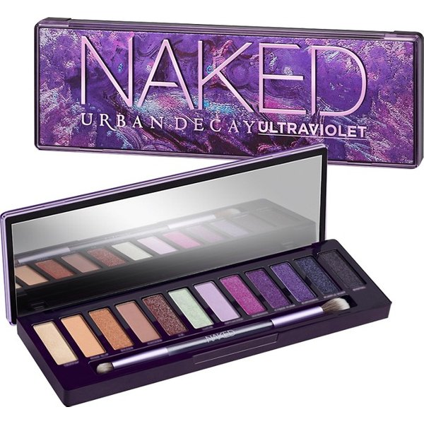 Naked Palettes - Eyeshadow Palette Ultraviolet