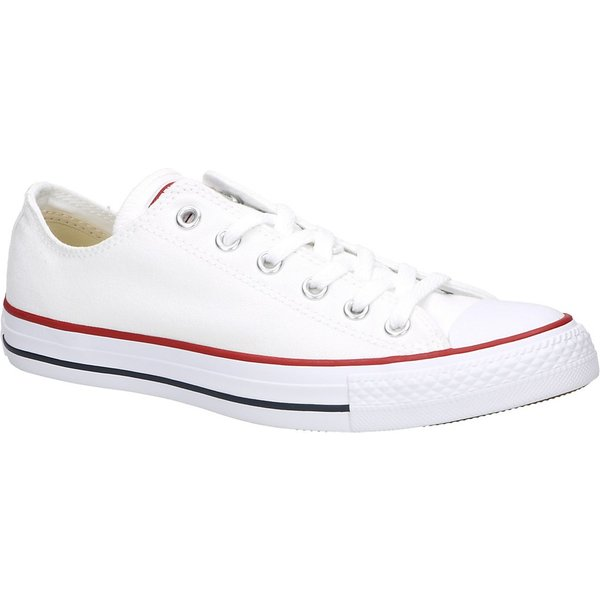 Chuck Taylor All Star Sneakers Low weiß Gr. 45