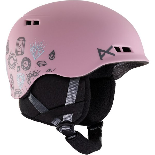 ANON Burner - Casque de snowboard pour Fille - Rose
