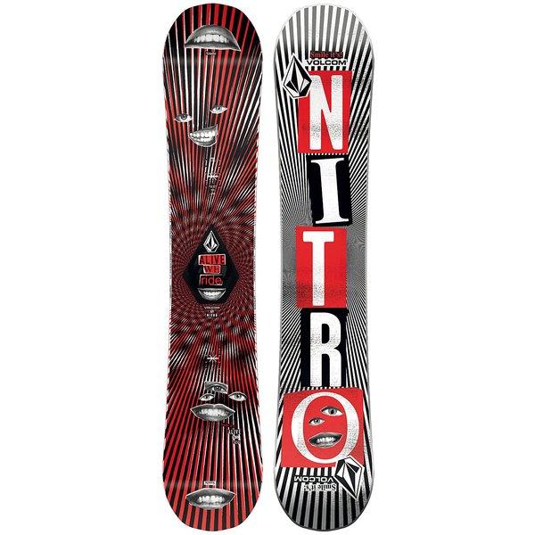 Beast x Volcom Herren Snowboard 20/21