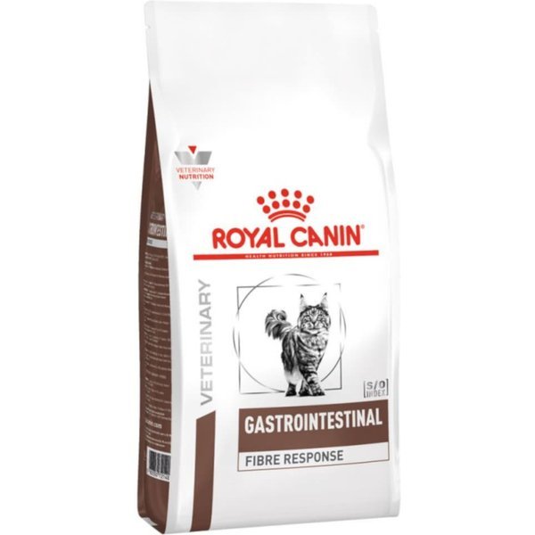 Royal Canin Veterinary Diet Feline Fibre Response - 4 kg