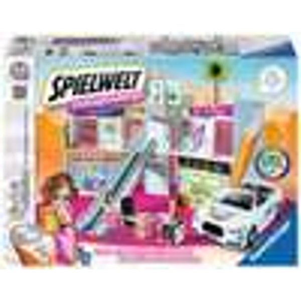 TIPTOI Spielwelt Shopping Centre Learning Game Jeu d'apprentissage