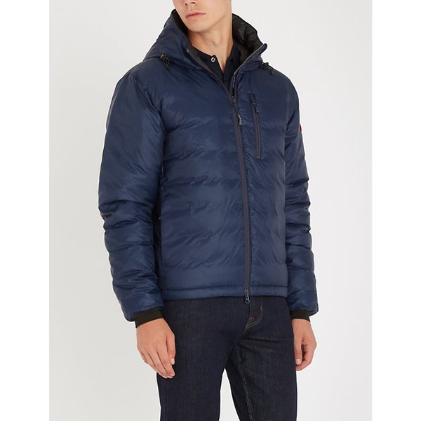 3cc7c74de552a CANADA GOOSE · Lodge quilted shell-down jacket