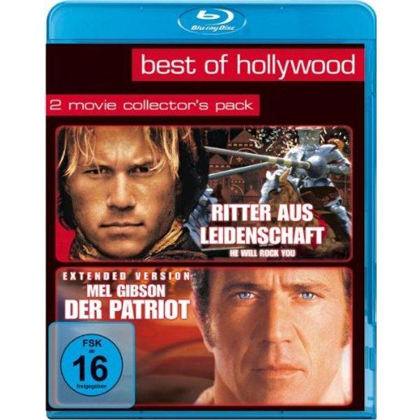 Ritter aus Leidenschaft/Der Patriot - Best of Hollywood/2 Movie Collector's Pack  [2 BRs]