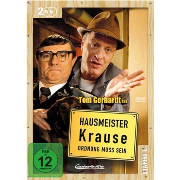 Hausmeister Krause - Staffel 5 [2 DVDs]