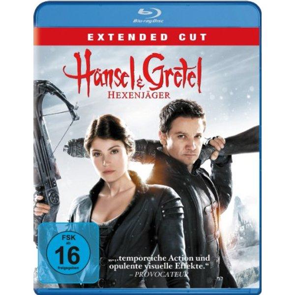 Hänsel und Gretel: Hexenjäger - Extended Cut [Blu-ray]