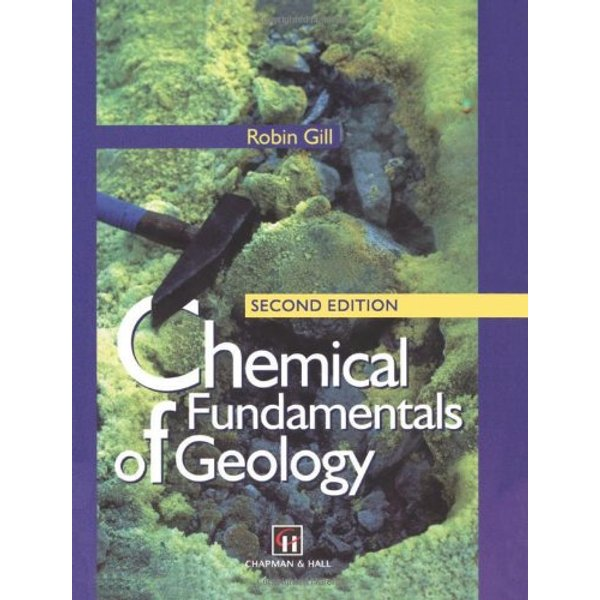 Chemical fundamentals of geology BOOK